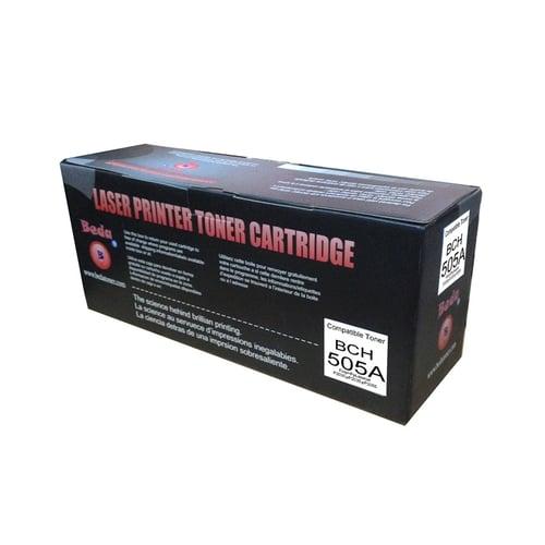 BEDA Compatible Toner Cartridge 505 A