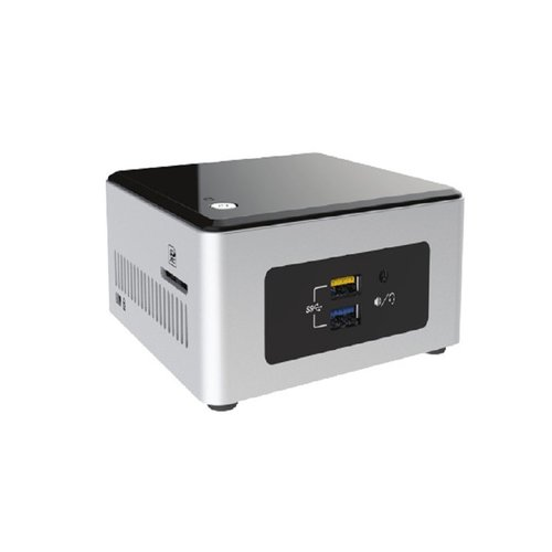 INTEL NUC Mini PC 4H500 500GB Broadwell Celeron DOS NUC5CPYH