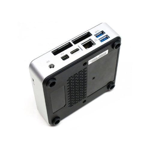 INTEL NUC Mini PC 4GB 500GB Core i5-5250U Windows 10 Black