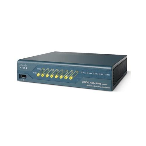 Cisco ASA5505- UL-BUN-K9