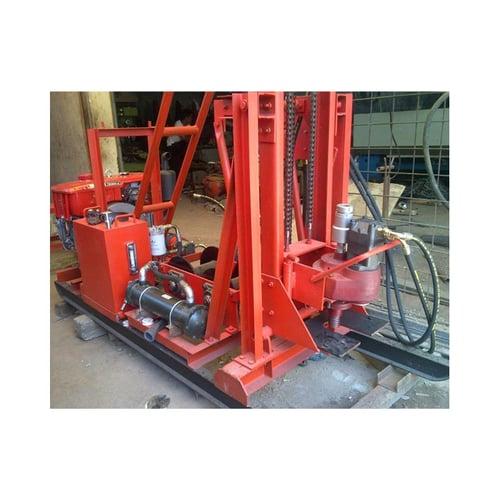 Yanmar Mesin Bor Untuk Bore Pile dan Sumur Bor J100
