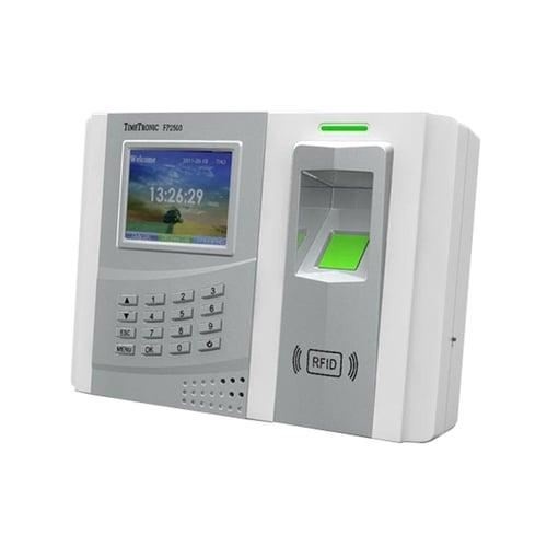Time Tronic Mesin Finger Print FP2500
