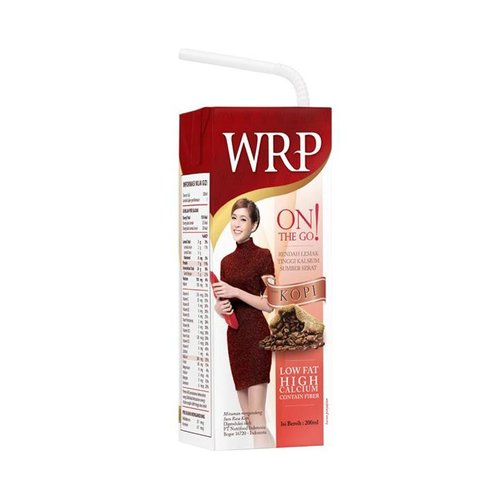 WRP On The Go Coffee Low Fat High Calcium 200ml