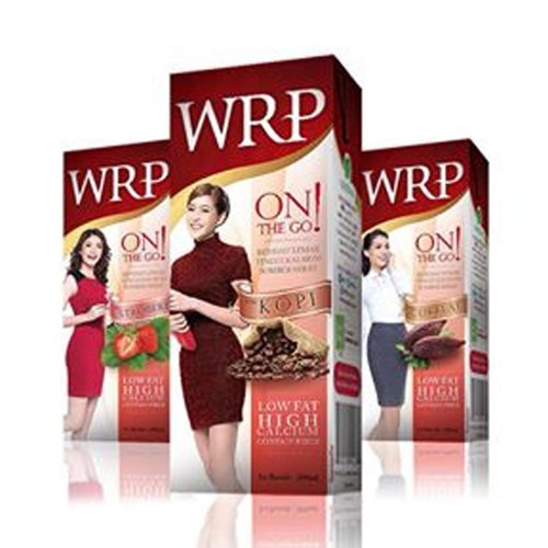 WRP On The Go Chocolate Coffee Strawberry 2pck Isi 24TP