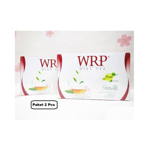 WRP Diet Tea Paket 30 Sachet Isi 2pcs