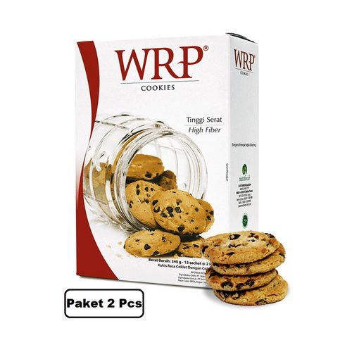 WRP Everyday Chocolate Chip Cookies 360gr 2pcs