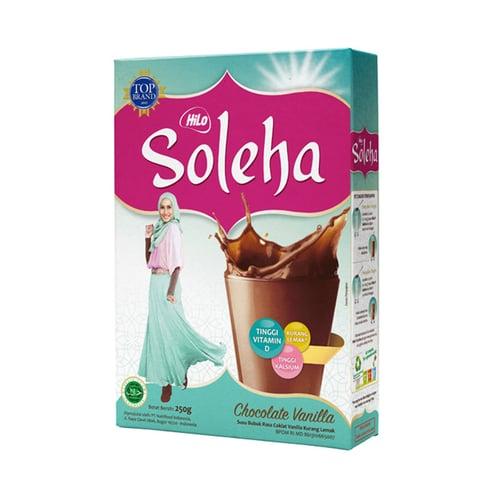 HILO Soleha Chocolate Vanilla 250gr