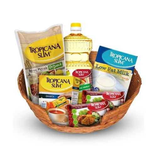 TROPICANA SLIM Diet Box