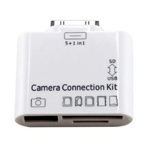 MEDIATECH Connection Kit For Apple iPad 5+1 in 1