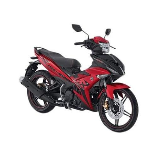 YAMAHA MX King 150 Sepeda Motor Matte Red