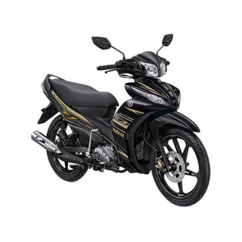 YAMAHA Jupiter Z1 FI CW Sepeda Motor Black Winner