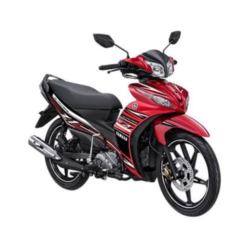YAMAHA Jupiter Z1 FI CW Sepeda Motor Red Champion