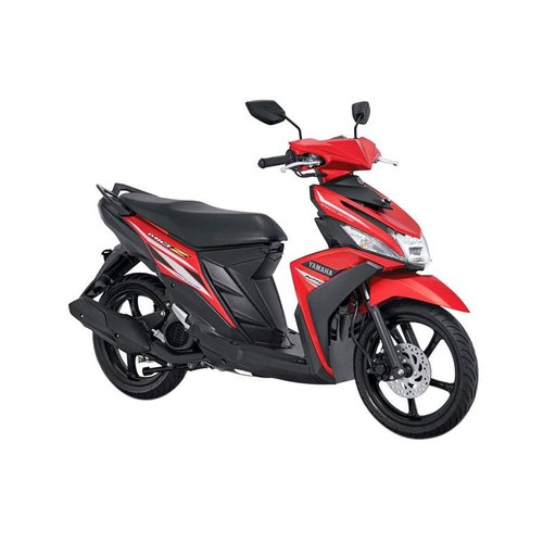 YAMAHA Mio Z Sepeda Motor Merah Zuper