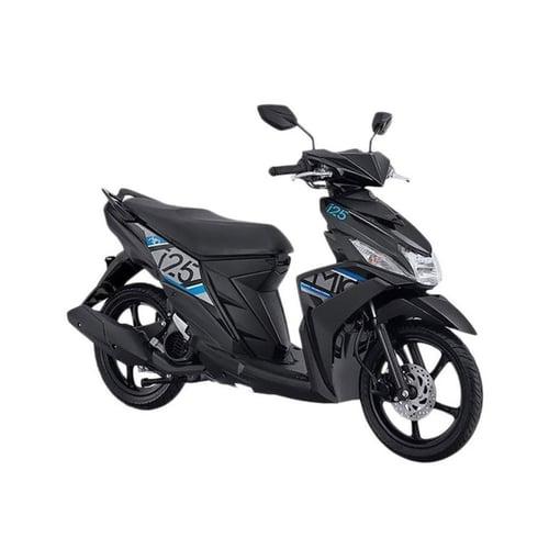 YAMAHA New Mio M3 125 CW Sepeda Motor Amazing Black