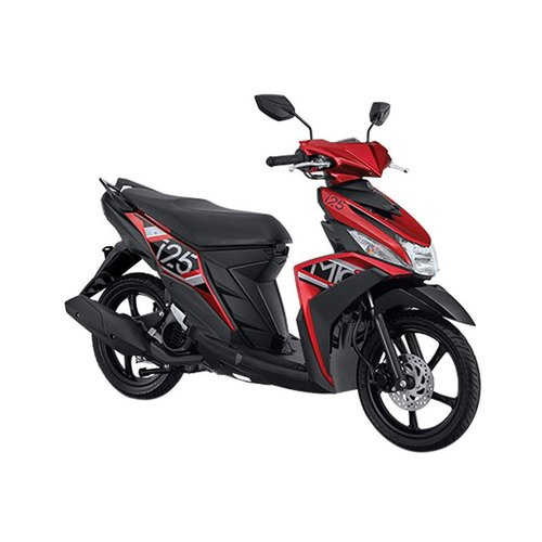 YAMAHA New Mio M3 125 AKS CW Sepeda Motor Attractive Red