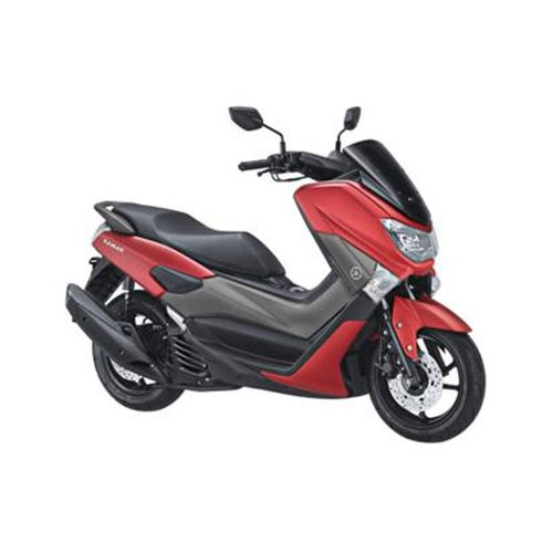 YAMAHA NMAX Non ABS Sepeda Motor Blue