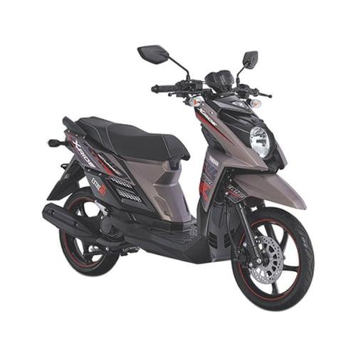 YAMAHA X-Ride 125 Sepeda Motor Tough Black