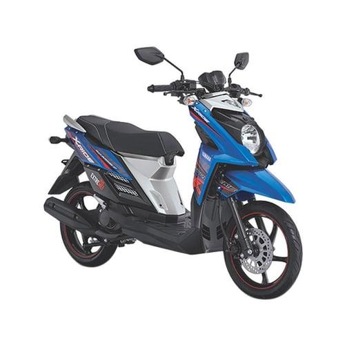 YAMAHA X-Ride 125 Sepeda Motor Explorer Green