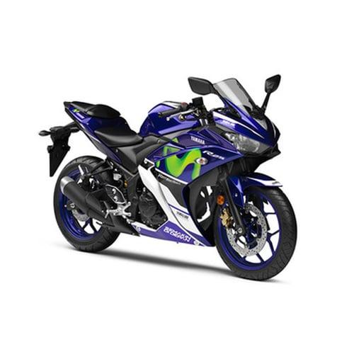 YAMAHA YZF R25 Sepeda Motor Movistar MotoGP