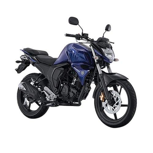 YAMAHA All New Byson FI Sepeda Motor Black Fighter