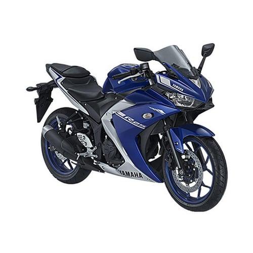 YAMAHA All New R25 ABS Sepeda Motor Racing Blue