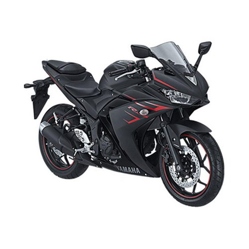 YAMAHA All New R25 ABS Sepeda Motor Spectre Black