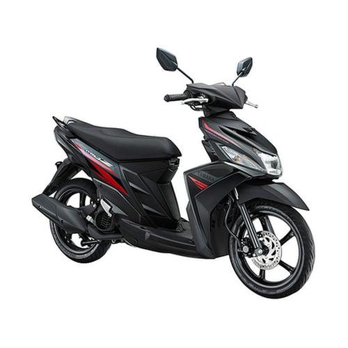 YAMAHA Mio Z Sepeda Motor Hitam Zagoan