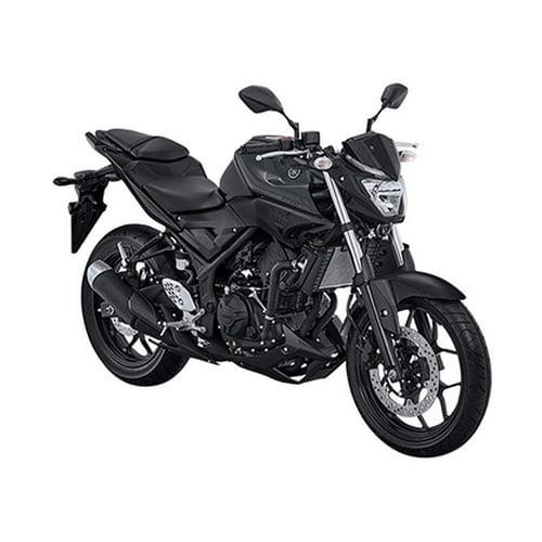 YAMAHA MT 25 Sepeda Motor Black