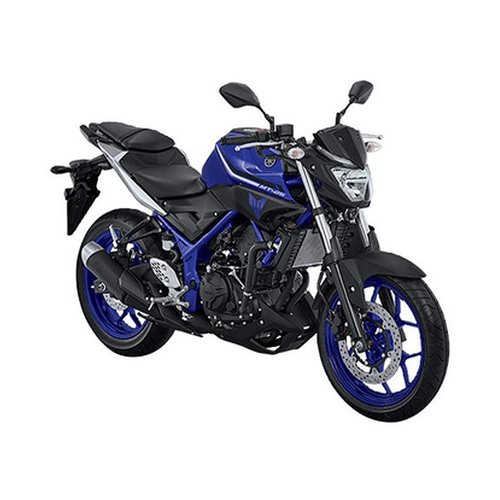 YAMAHA MT 25 Sepeda Motor Blue