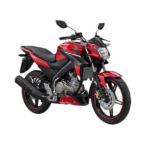 YAMAHA New Vixion The Legend Sepeda Motor Red Black