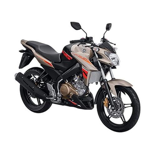 YAMAHA New Vixion The Legend Sepeda Motor Matte Silver