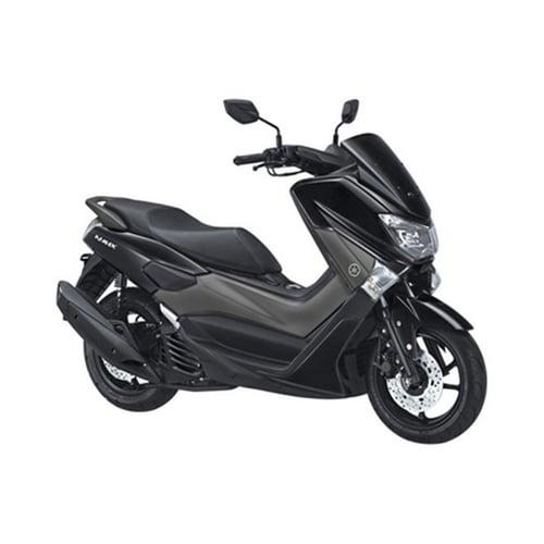 YAMAHA NMAX Non ABS Sepeda Motor Black