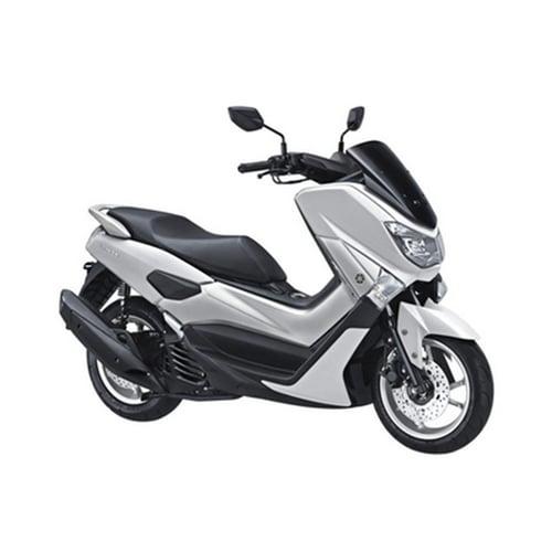 YAMAHA NMAX Non ABS Sepeda Motor Premier White