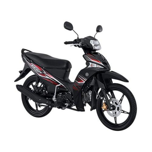 YAMAHA Vega Force DB CW Sepeda Motor Elite Black