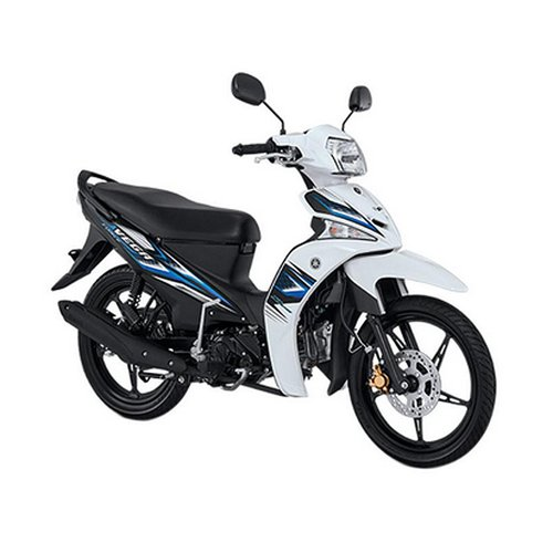 YAMAHA Vega Force DB CW Sepeda Motor Energetic White