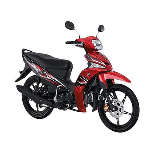 YAMAHA Vega Force DB CW Sepeda Motor Flaming Red