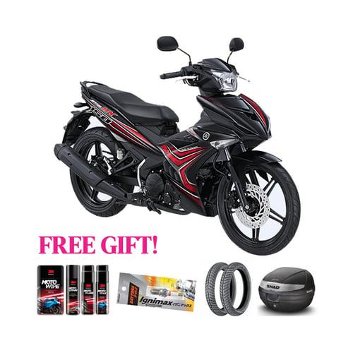 YAMAHA Motor Jupiter MX 150 + Free Gift Khusus Area Jawa Barat
