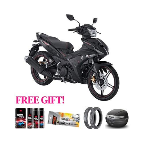 YAMAHA Motor MX King + Free Gift Khusus Area Jawa Barat
