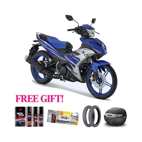 YAMAHA Motor MX King 150 GP + Free Gift Khusus Area Jawa Barat