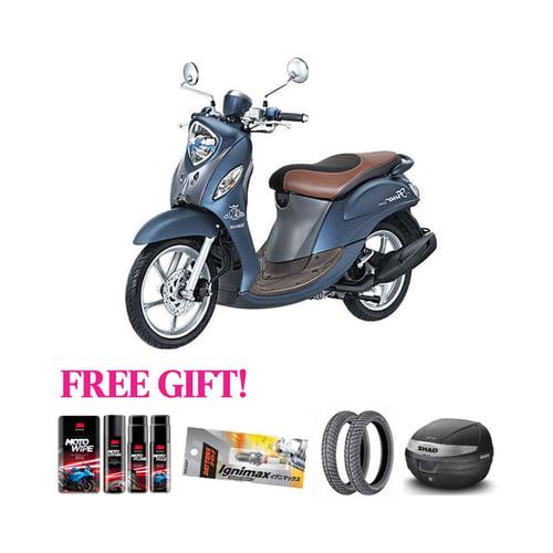YAMAHA Motor Fino Grande + Free Gift Khusus Area Jawa Barat