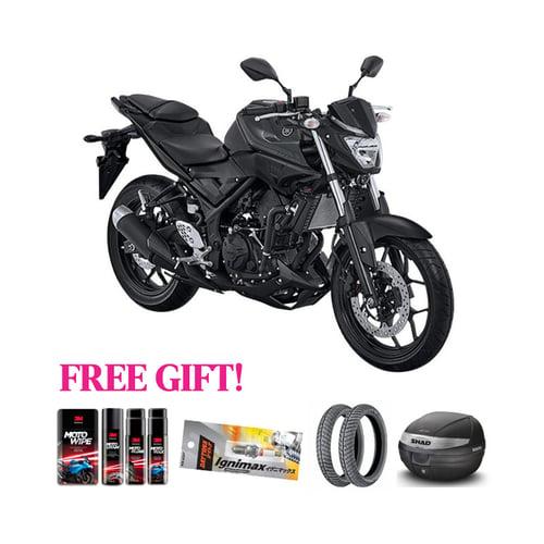 YAMAHA Motor MT 25 + Free Gift Khusus Area Jawa Barat
