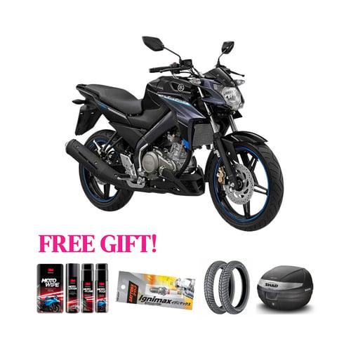 YAMAHA Motor New Vixion Advance + Free Gift Khusus Area Jawa Barat