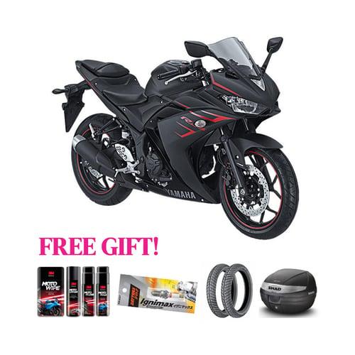 YAMAHA Motor R25 + Free Gift Khusus Area Jawa Barat