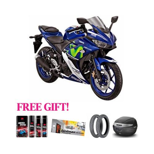 YAMAHA Motor R25 GP Movi/Tech + Free Gift Khusus Area Jawa Barat