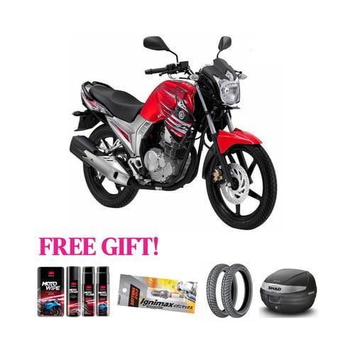 YAMAHA Motor Scorpio Z CW LE + Free Gift Khusus Area Jawa Barat