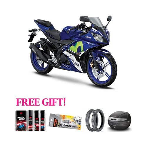 YAMAHA Motor R15 GP Movi/Tech + Free Gift Khusus Area Jawa Barat