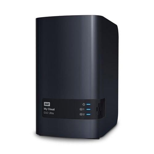 Western Digital WD My Cloud EX2 Ultra  0TB WDBVBZ0000NCH-SESN