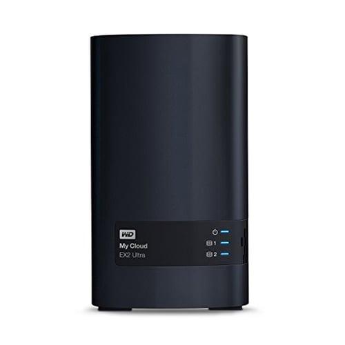 Western Digital WD My Cloud EX2 Ultra  16TB WDBVBZ0160NCH-SESN