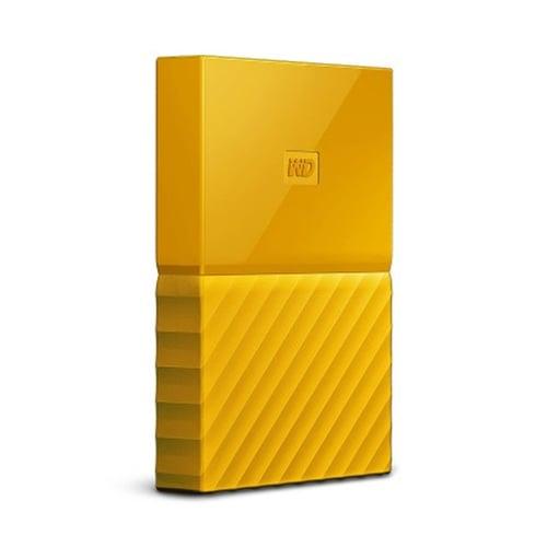 Western Digital WD My Passport 1TB  WDBYNN0010BYL-WESN - Kuning