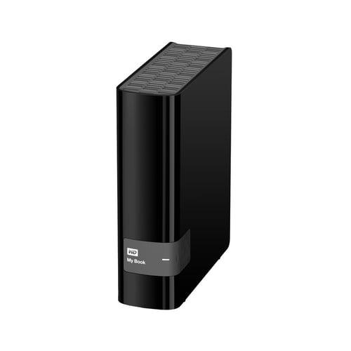 Western Digital WD My Book Personal Storage USB 3.0  2TB WDBFJK0020HBK-SESN